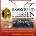 Benefizkonzert der Brass-Band Hessen zugunsten der Nepal-Hilfe in der Idsteiner Stadthalle