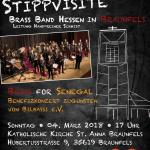 """Mit Lungenkraft für Kinderherzen – Konzert Gelungene Premiere der """"Brass Band Hessen"""" in Braunfels bei Brass for Senegal"""