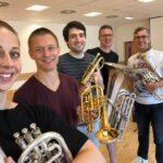 Brass Band Hessen beendet musikalischen Lockdown